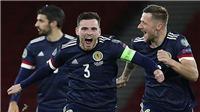 Andy Robertson: 18 tuổi vẫn bán vé tới ngôi sao Liverpool và kỳ tích cùng Scotland