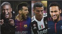 4 đối thủ Messi đánh giá cao ở Quả bóng Vàng 2018 giờ ra sao?