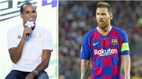 Bóng đá hôm nay 20/11: MU muốn mua 'Iniesta mới'. Huyền thoại Barca báo tin xấu về Messi
