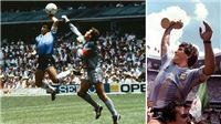 Những khoảnh khắc điên rồ trong cuộc đời và sự nghiệp Diego Maradona