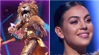 Bạn gái Ronaldo đeo mặt nạ sư tử, gây choáng váng cho người hâm mộ
