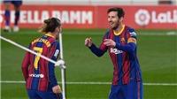 Barcelona thắng trở lại: Đấng Messiah tái sinh