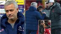 Mourinho lại gây chiến với Klopp: 'Flick mới xứng đáng là HLV xuất sắc nhất năm'