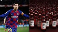 Messi lập kỷ lục ghi bàn, 160 thủ môn được... tặng quà đặc biệt
