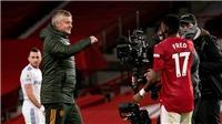 Ole Solskjaer: 'Cầu thủ MU nên quên danh hiệu đi'