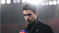 Arteta: 'Arsenal sẽ không thay đổi kế hoạch chuyển nhượng'