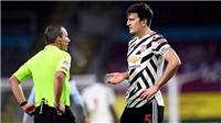 Tin bóng đá MU 19/1: MU đã liên hệ với 'lão tướng' Ramos. Ba cầu thủ MU nguy cơ bị treo giò