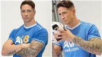 """Fernando Torres xuất hiện trong vai trò HLV với cơ bắp """"siêu khủng"""""""