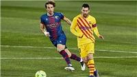 Messi tung cú sút tệ nhất sự nghiệp trước Huesca