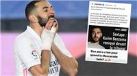 Hầu tòa vì cáo buộc tống tiền, Benzema phản ứng ra sao?