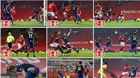 MU gây sốt trên mạng xã hội với chiến thắng 9-0 trước Southampton