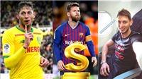 Messi & điệp vụ 'Mang Sala trở về nhà'