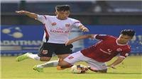 Học trò HLV Park Hang Seo toả sáng đưa đội của bầu Vượng tiến sát V-League