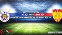 Trực tiếp bóng đá: Hà Nội đấu với Thanh Hóa (19h hôm nay),V League 2019