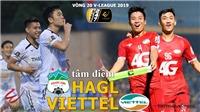 V-League 2019: Quảng Ninh đấu với Nam Định, Hà Nội vs Thanh Hóa (Trực tiếp VTV5, Bóng đá TV)