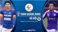 Soi kèo bóng đá Quảng Ninh vs Hà Nội. TTTT trực tiếp bóng đá Việt Nam hôm nay