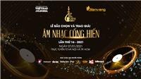 Danh sách Đề cử Giải Âm nhạc Cống hiến lần 16 - 2021