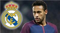 Neymar và 7 lần suýt tới Real Madrid
