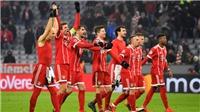 Video clip highlights bàn thắng trận Bayern Munich 5-0 Besiktas