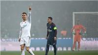 Ronaldo san bằng kỷ lục của Van Nistelrooy, được coi là cầu thủ hay nhất lịch sử Champions League