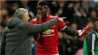 'Mourinho có thể thẳng tay loại Pogba như từng làm với Salah và De Bruyne'