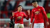 Marcos Rojo sửng sốt đến nỗi chửi thề khi Alexis Sanchez tới M.U