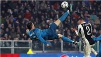 Top 10 bàn thắng đẹp nhất của Cristiano Ronaldo