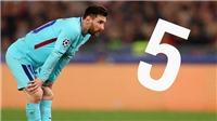 5 điều Barca cần làm sau trận thua thảm trước Roma
