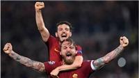 Roma ngược dòng ngoạn mục trước Barca: Đêm Olimpico, đêm huyền ảo, đêm chiến thắng