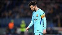 Michael Owen chỉ trích Messi và Suarez, Klopp tưởng Barca bị loại là chuyện đùa