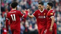Video bàn thắng Liverpool 3-0 Bournemouth: Không thể ngăn cản bộ ba Mane, Salah và Firmino!