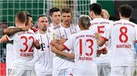 CẬP NHẬT sáng 18/4: Mueller lập hat-trick, Bayern hủy diệt Leverkusen. Real và M.U xong thỏa thuận vụ De Gea