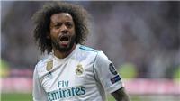Fan bức xúc vì trọng tài làm ngơ pha Marcelo để bóng chạm tay trong vòng cấm