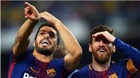 Kinh điển Barca-Real vẫn có những khoảnh khắc đẹp sau nhiều tranh cãi