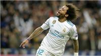 Mohamed Salah nên lo lắng vì 'quý ngài Champions League' Marcelo
