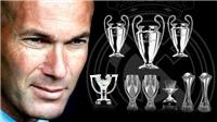 Cả thế giới thán phục 'Siêu nhân' Zidane, giành 9 danh hiệu trong 2,5 năm