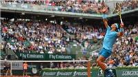 TENNIS ngày 30/5: Tay vợt vô danh gây sốc. Nadal thắng trận thứ 80 ở Roland Garros