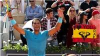 TENNIS 1/6: Nadal sẽ vượt 20 Grand Slam của Federer. Sharapova thắng nhọc trước đàn em