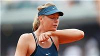 TENNIS 7/6: Sharapova thảm bại ở Tứ kết Roland Garros. Nadal lại được 'trời cứu' khi gặp khó