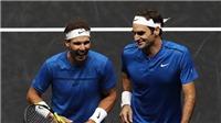 TENNIS 13/6: Agassi tiết lộ bí mật giữa Federer và Nadal. Zverev thách thức Federer