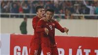 Bóng đá Việt Nam hôm nay: Đức Chinh có thể tập nhẹ, HLV Park Hang Seo học tiếng Việt