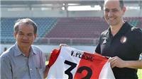 Bóng đá Việt Nam tối 10/4: U23 và tuyển Việt Nam cùng hội quân, bầu Đức hợp tác CLB châu Âu