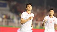 Bóng đá Việt Nam hôm nay: Công Vinh nói lý do Văn Hậu ít được thi đấu. HLV Park phát hiện nhân tố mới