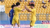 Bóng đá Việt Nam hôm nay: Đà Nẵng vs TPHCM (17h00). Sài Gòn vs HAGL (19h15)