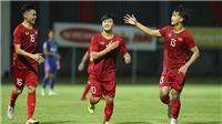 Kết quả bóng đá: U22 Việt Nam 1-1 U22 UAE (18h hôm nay). VTC1, VTC3