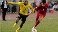 Trực tiếp bóng đá hôm nay: Việt Nam đấu với Malaysia (20h). VTC1, VTC3, VTV6, VTV5