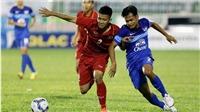 U19 Việt Nam chia điểm đáng tiếc trước Thái Lan