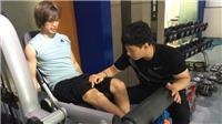 V-League tạm dừng, Tuấn Anh bất ngờ trở lại Việt Nam