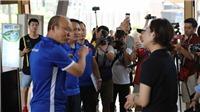 HLV Park Hang Seo từ chối cho phóng viên Hàn Quốc nghe tâm sự