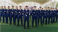 Fan phát cuồng khi Minh Vương, Công Phượng hóa 'chuẩn soái ca'